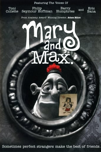 Ver Mary And Max Online Gratis Vidcorn