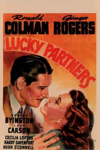 Lucky Partners Movie Poster