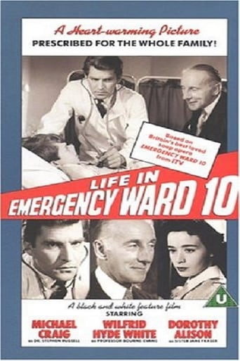 Poster of Life In Emergency Ward 10