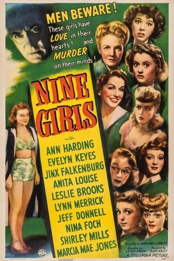 Poster of Nine Girls