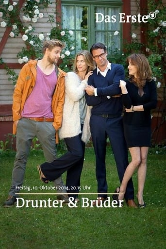 Poster of Drunter & Brüder