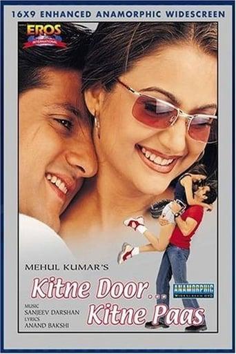 Poster of Kitne Door... Kitne Paas