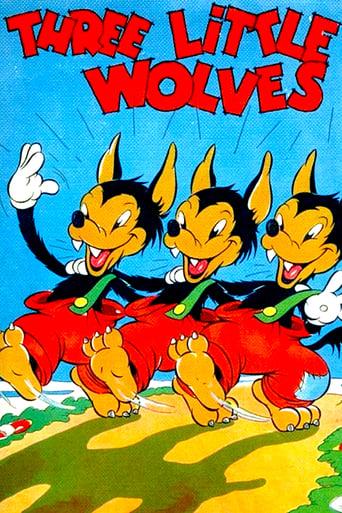 Three Little Wolves