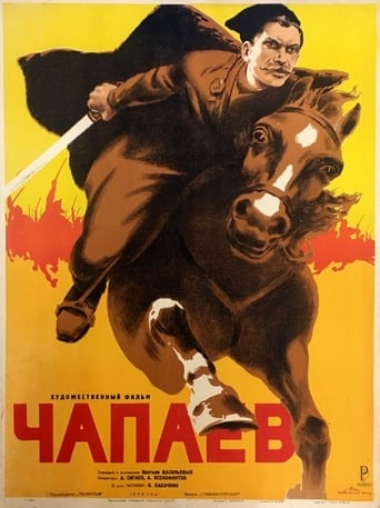 Poster of Chapayev