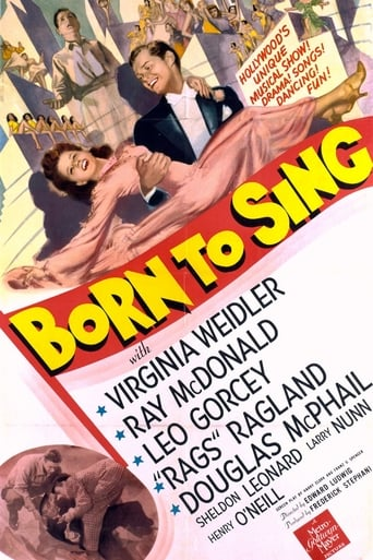 Poster of Born to Sing