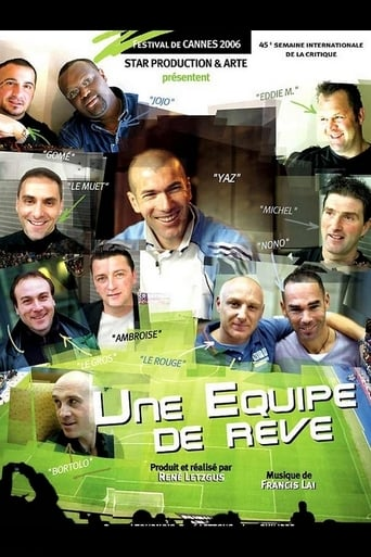 Une équipe de rêve / Zidane's Dream Team