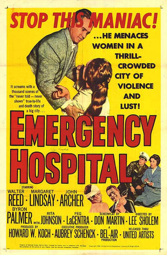 Poster of Emergency Room