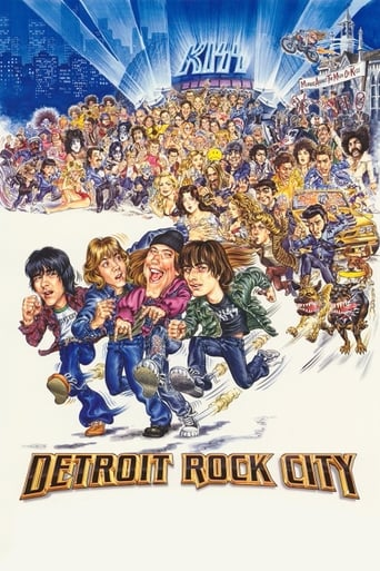 Poster of Detroit Rock City