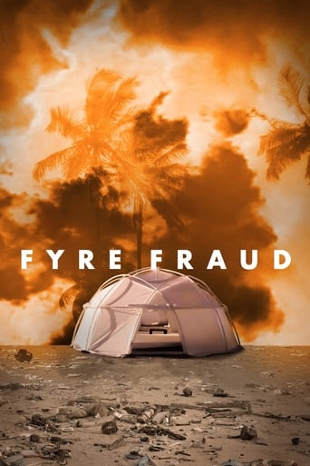 Fyre Fraud Poster