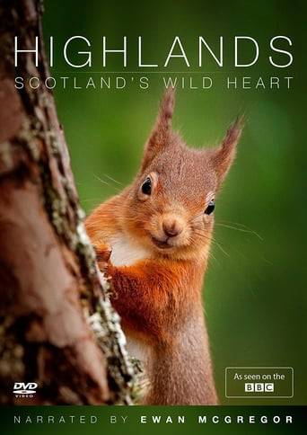 Poster of Highlands: Scotland's Wild Heart