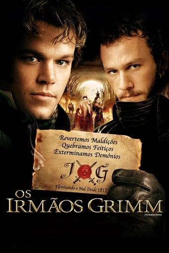 Assistir Os Irmãos Grimm online