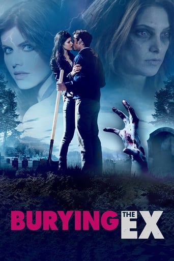Poster of Burying the Ex