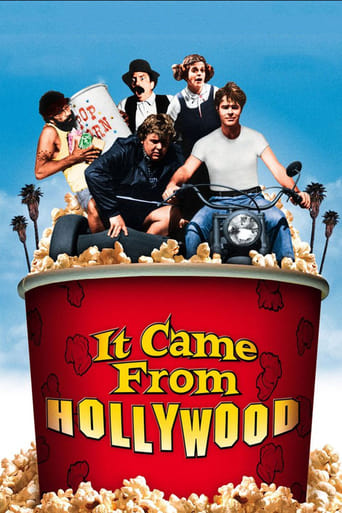 Poster of It Came from Hollywood