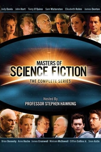 Poster of Masters of Science Fiction
