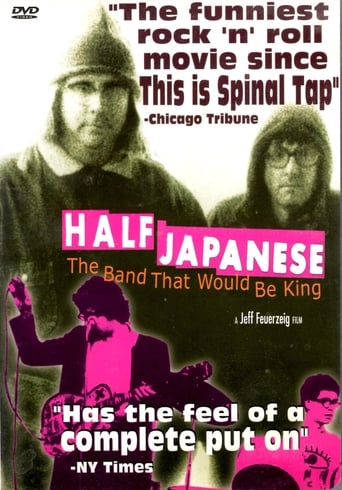 Poster of Half Japanese: The Band That Would Be King