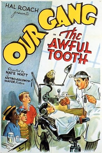 Poster of The Awful Tooth