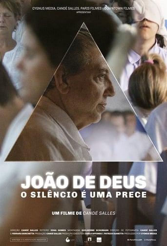 João de Deus - O Silêncio é uma Prece - Poster