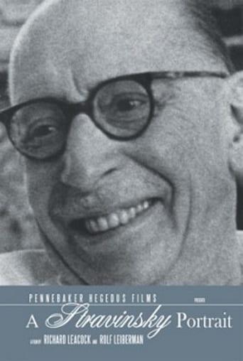 Poster of A Stravinsky Portrait