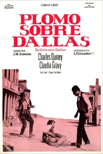 Poster of Plomo sobre Dallas