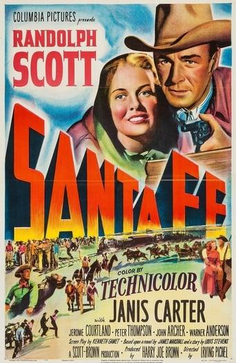 Poster of Santa Fe