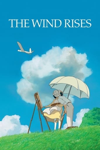 Poster of The Wind Rises