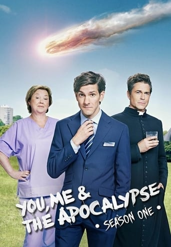 You, Me and the Apocalypse (2015) 1 Sezonas EN