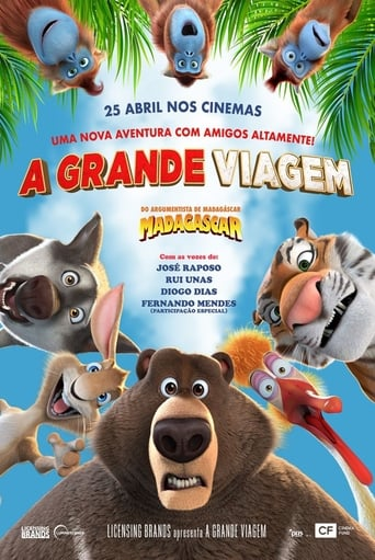 The Big Trip (2019) Torrent Dublado / Dual Áudio BluRay 1080p | 720p Download