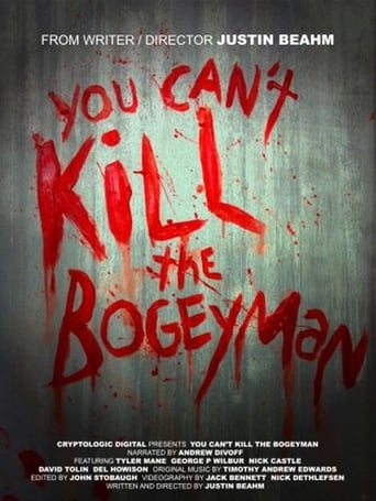 Poster of You Can't Kill the Bogeyman