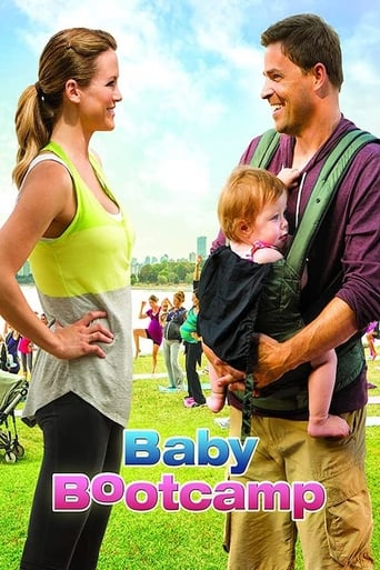 Poster of Baby Bootcamp