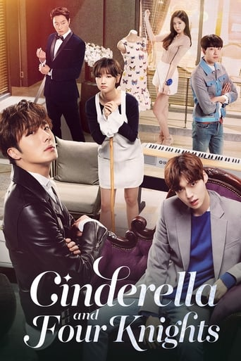 Poster of Cinderella and Four Knights
