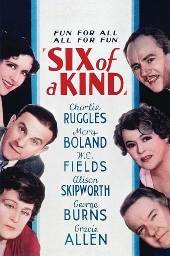 Poster of Six of a Kind