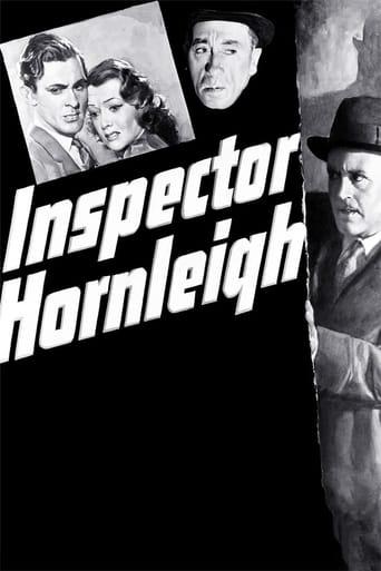 Poster of Inspector Hornleigh