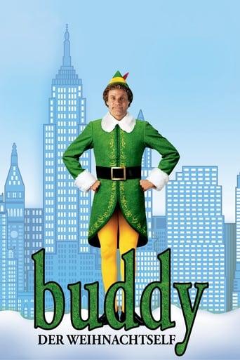 Filmplakat von Buddy - Der Weihnachtself