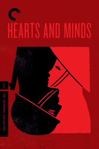 Hearts and Minds (1974) - poster