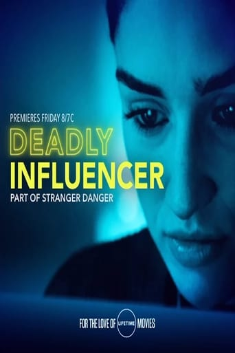 Poster of Deadly Influencer