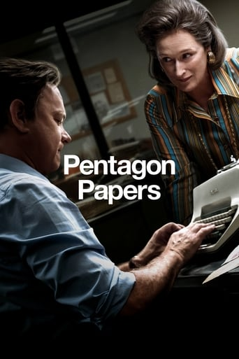 Poster of Pentagon Papers
