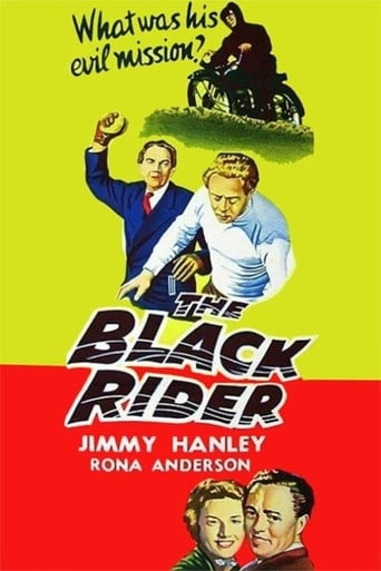 Poster of The Black Rider