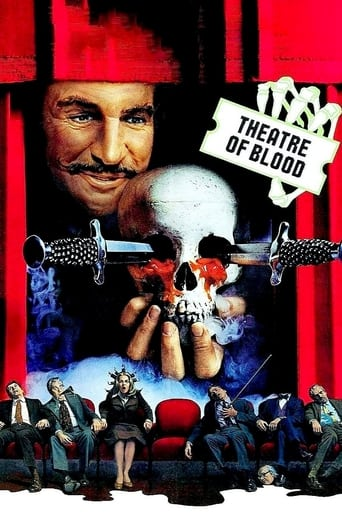 Poster of Theatre of Blood
