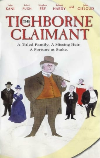 Poster of The Tichborne Claimant