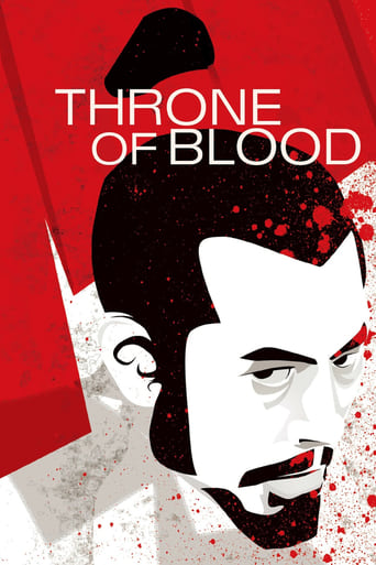 Throne of Blood Poster