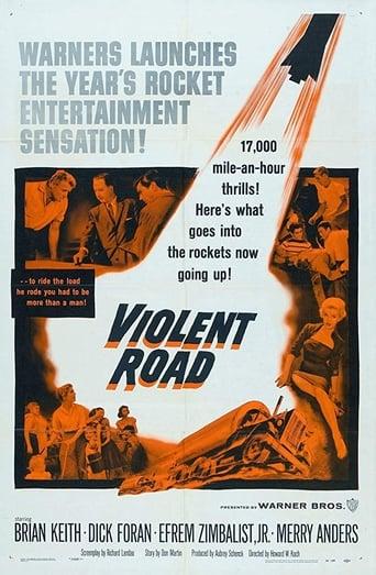 Poster of Violent Road