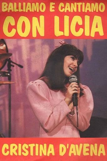 Poster of Balliamo e cantiamo con Licia