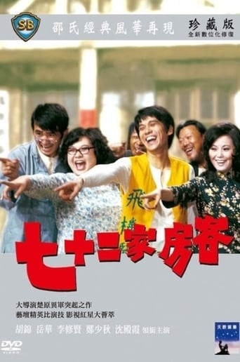 Poster of 七十二家房客