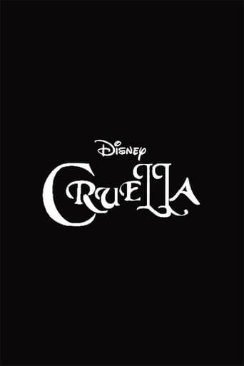 Poster of Cruella