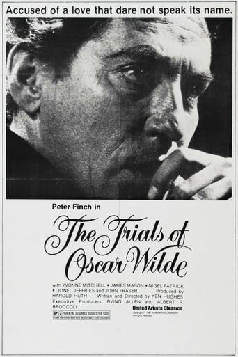 Poster of Los Juicios de Oscar Wilde