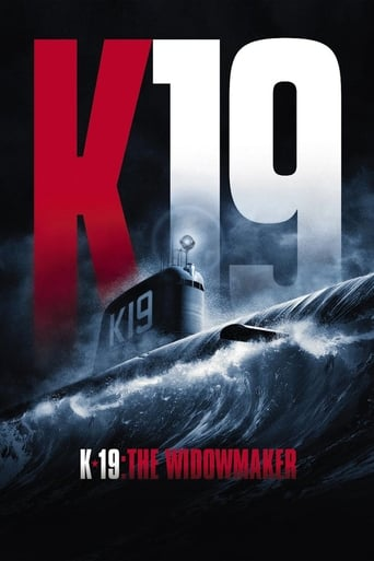 Poster of K-19: The Widowmaker