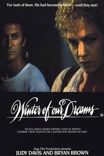 Poster of Winter of Our Dreams