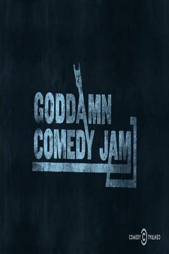 Poster of The Goddamn Comedy Jam