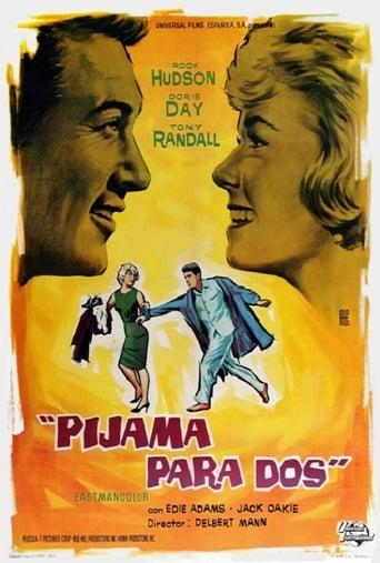 Poster of Pijama para dos
