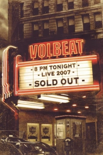 Volbeat: Live - Sold Out!